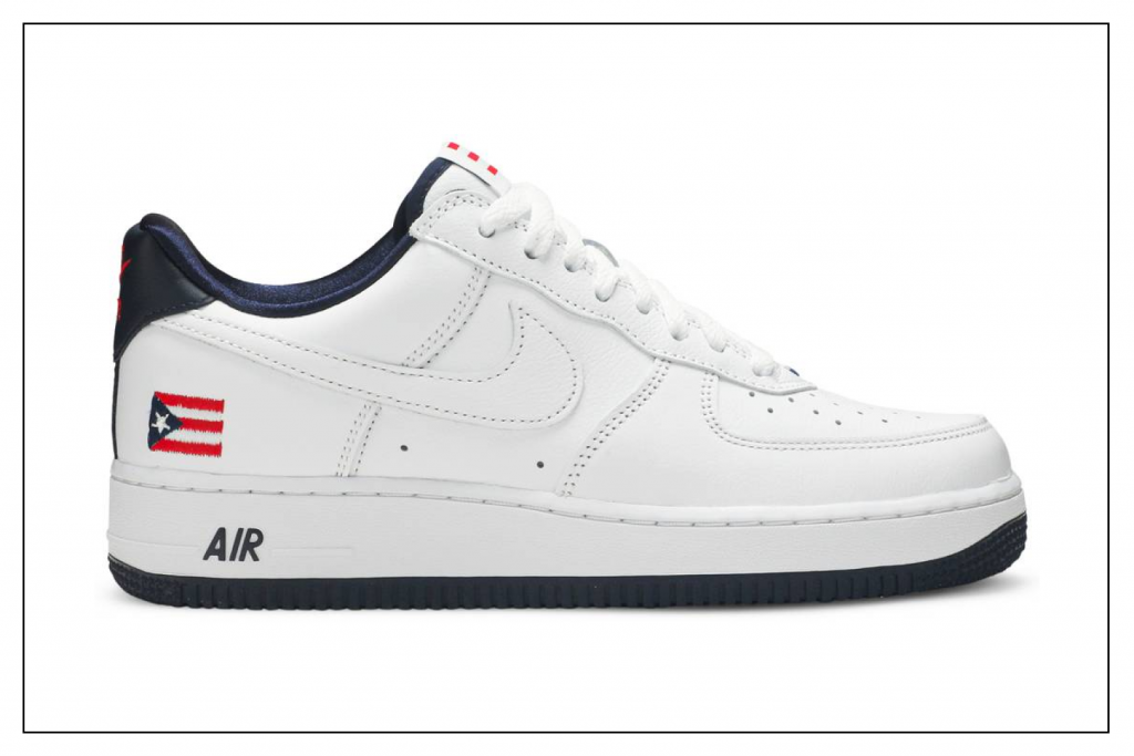 Nike Air Force 1 Low Retro Puerto Rico